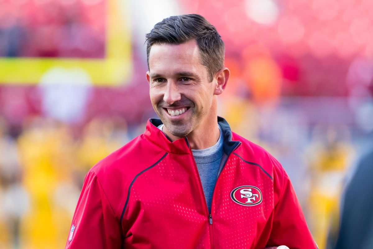 Image result for kyle shanahan""
