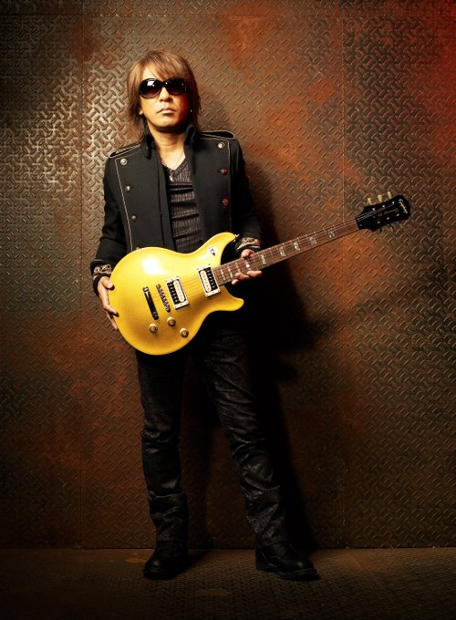 Happy Birthday Tak Matsumoto from your friends at Epiphone!