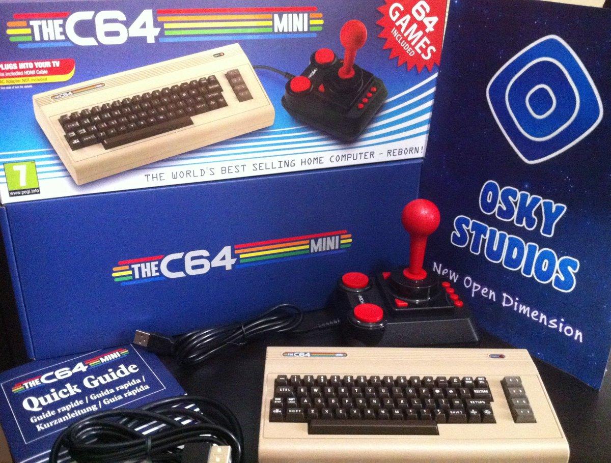 THEC64 - Computer DZTUM5qWAAU5L4O