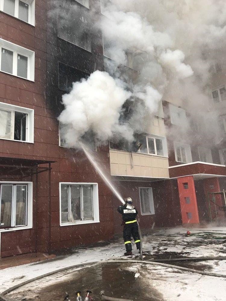новая москва пожар сосенское фото подборки