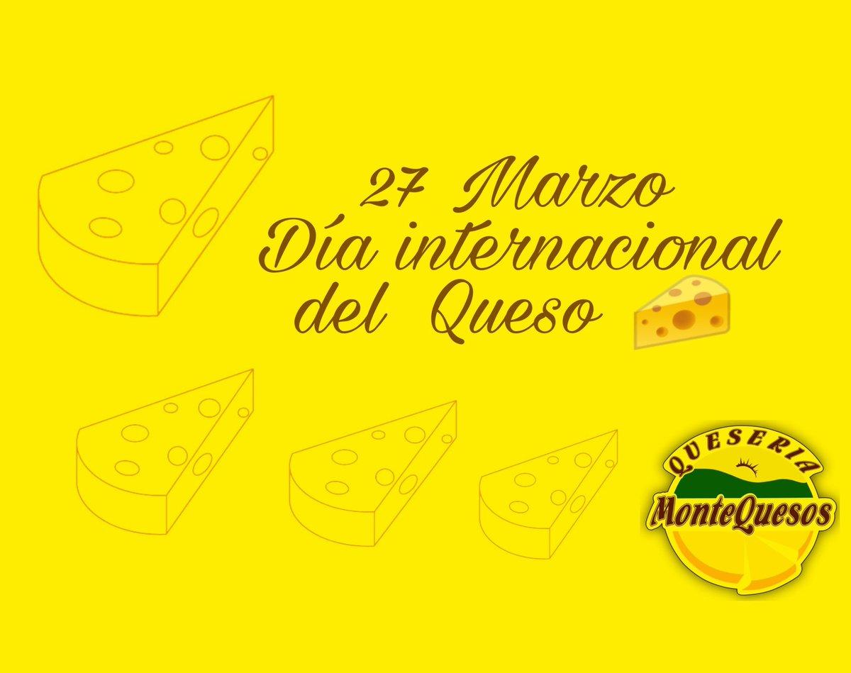 Feliz día internacional del #queso