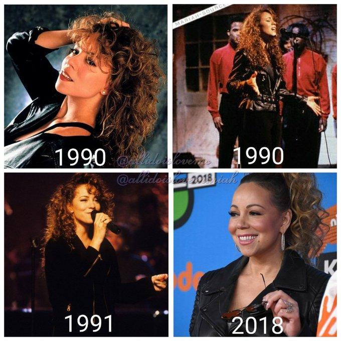 Happy Birthday to legendary Mariah Carey (