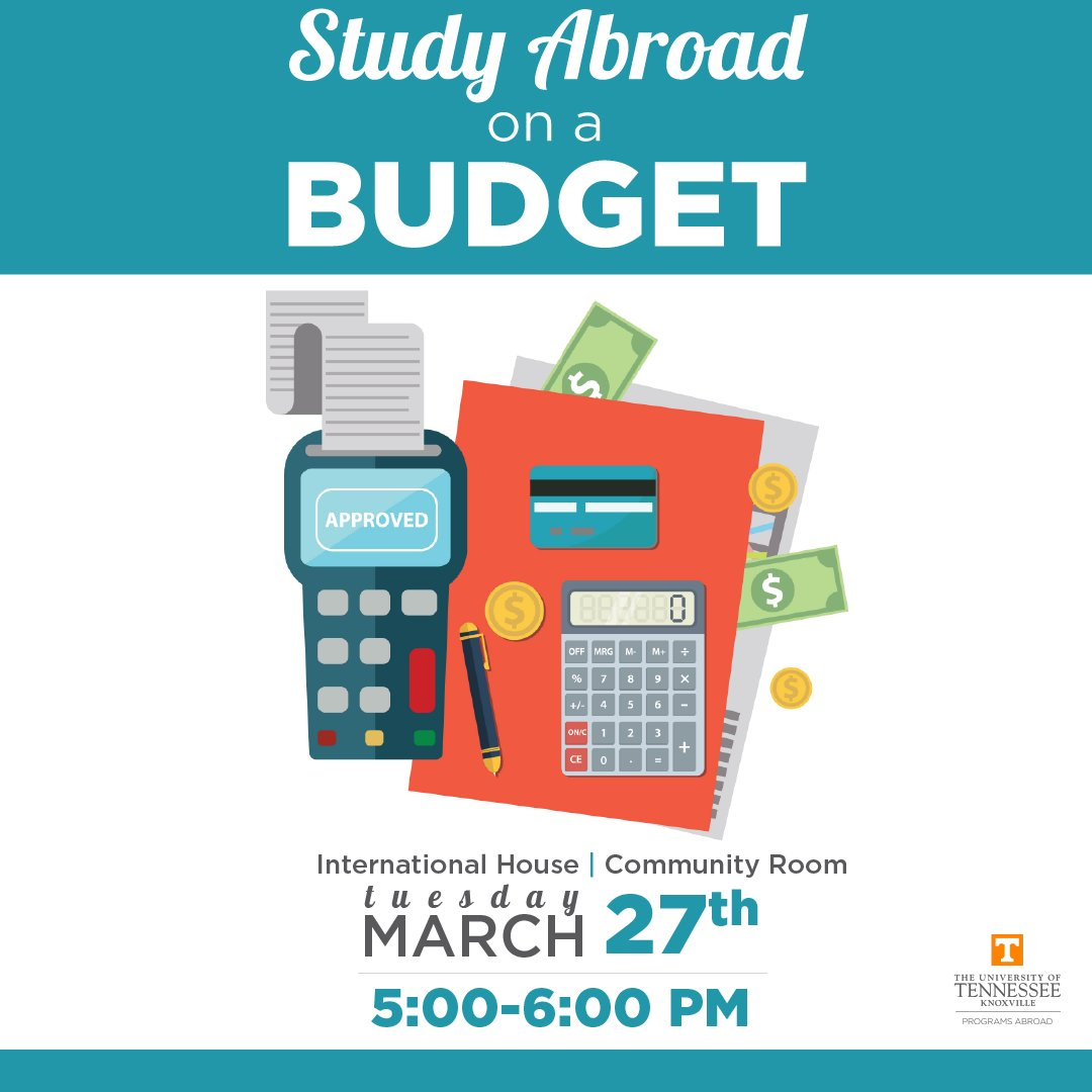 Utk Programs Abroad S Tweet Happening Today At 5pm In The I House
