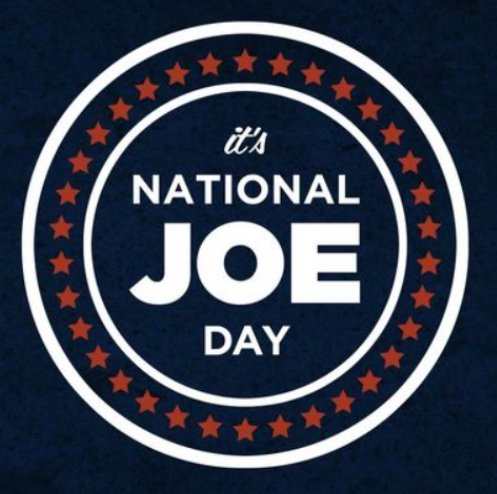 d035bb3a1 #HappyNationalJoeDay I only wish there was a t-shirt for @Brianadunc &  @KristyyLovee to wear on the National Joe Day  vlog.pic.twitter.com/Kp8MzQflC3