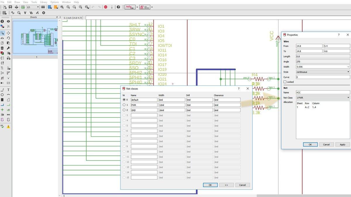 Fancy Eagle Freeware Inspiration - Electrical Diagram Ideas ...