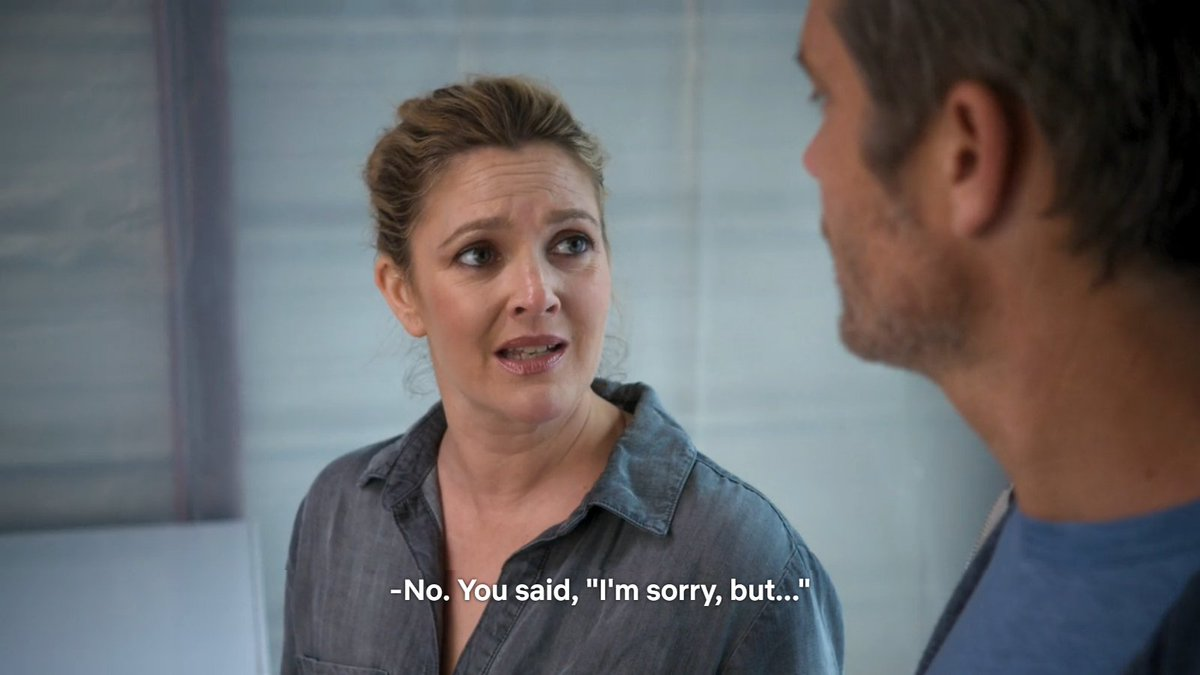 a great lesson from santa clarita diet that everyone should take note of