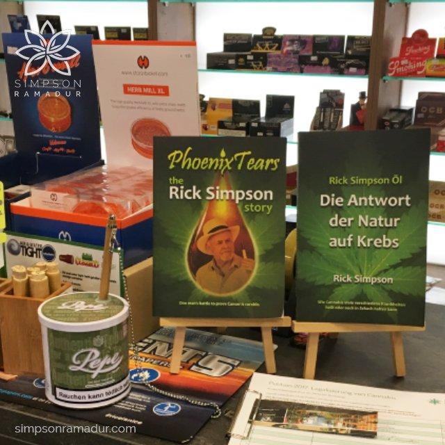 Glasshouse Göppingen cannabismedicine hashtag on