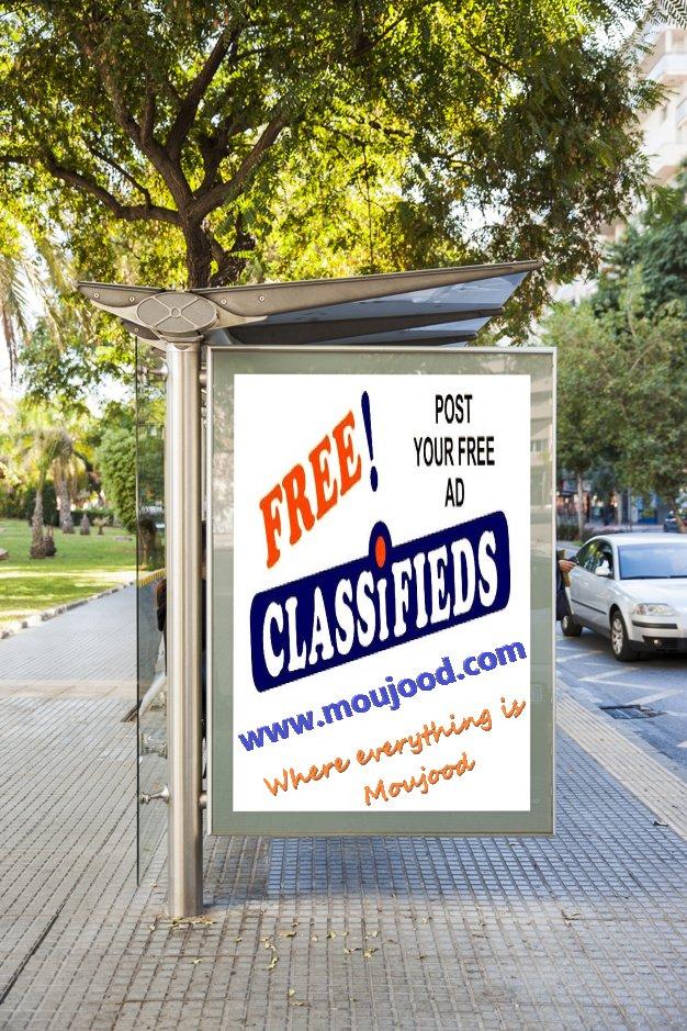 Moujood Free Classifieds (@Moujoodpk) | Twitter
