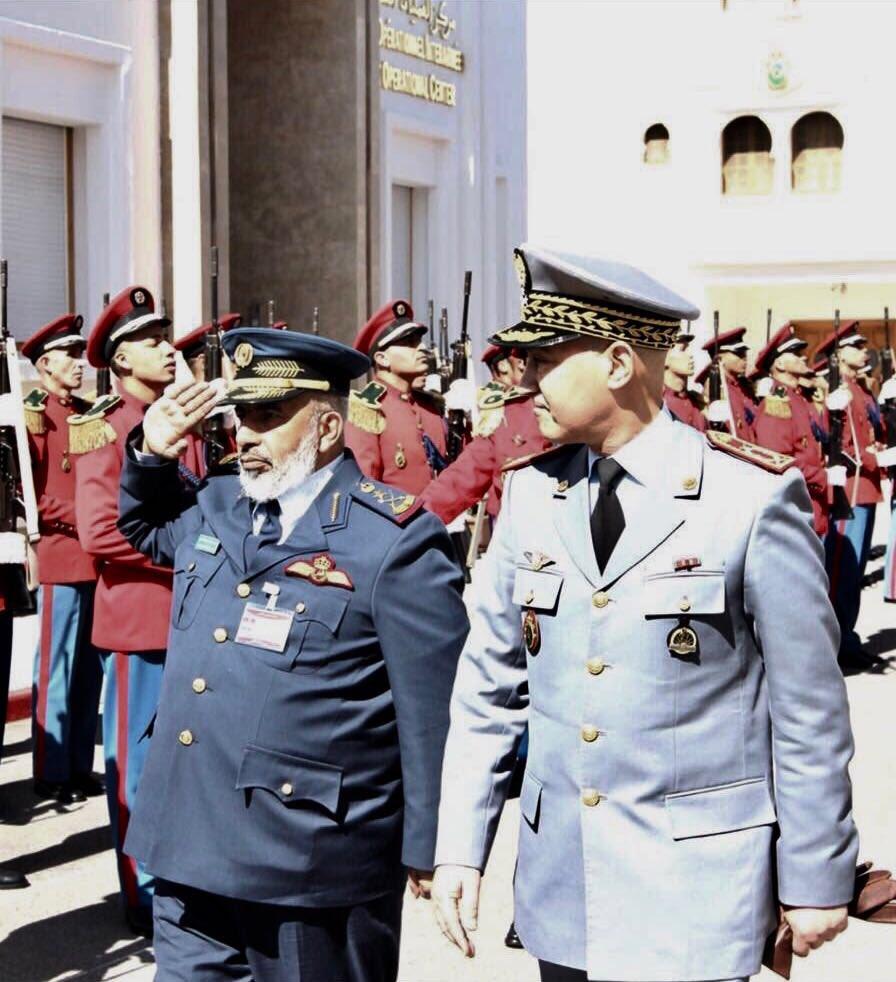 Coopération militaire Maroc-Qatar - Page 3 DZUEjOlW4AgsamP