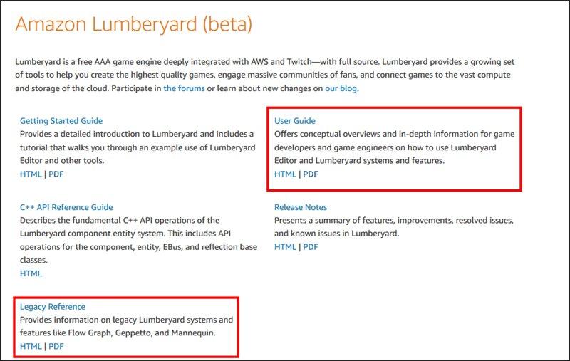 Amazon Lumberyard on Twitter: