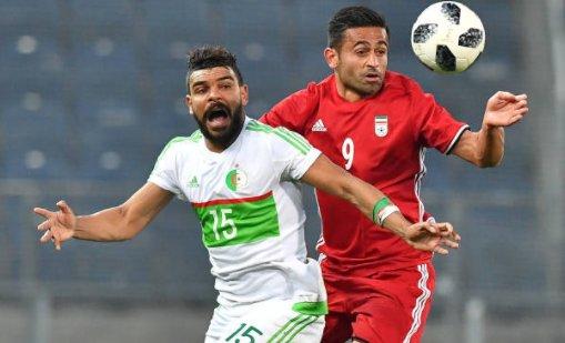 Video: Iran vs Algeria