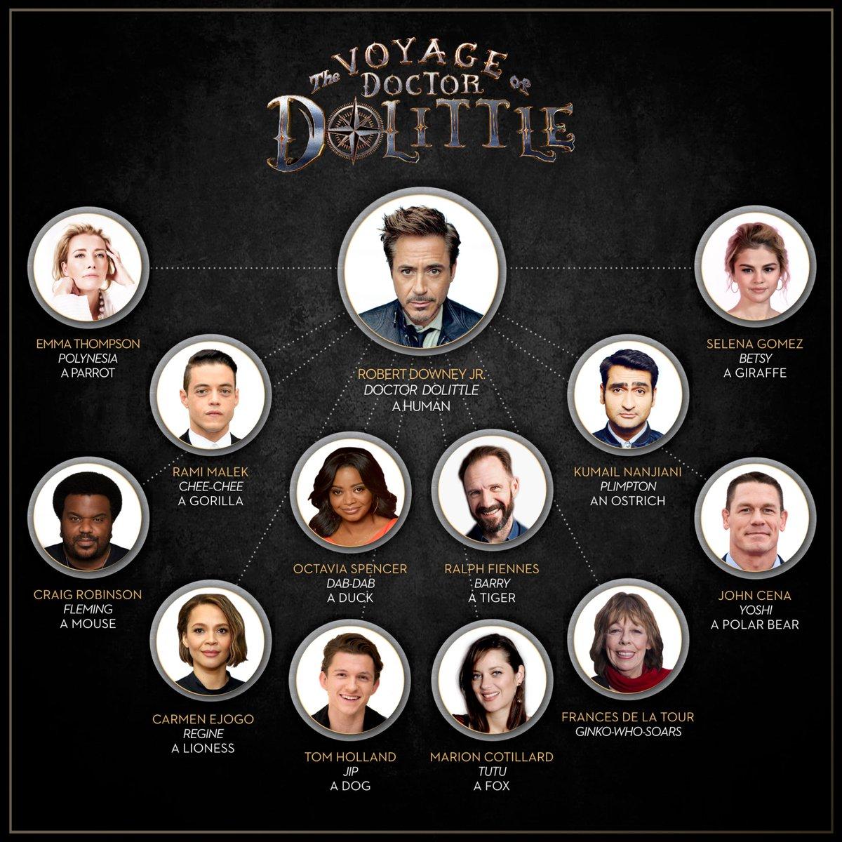John Cena weźmie udział w ''The Voyage of Doctor Dolittle''