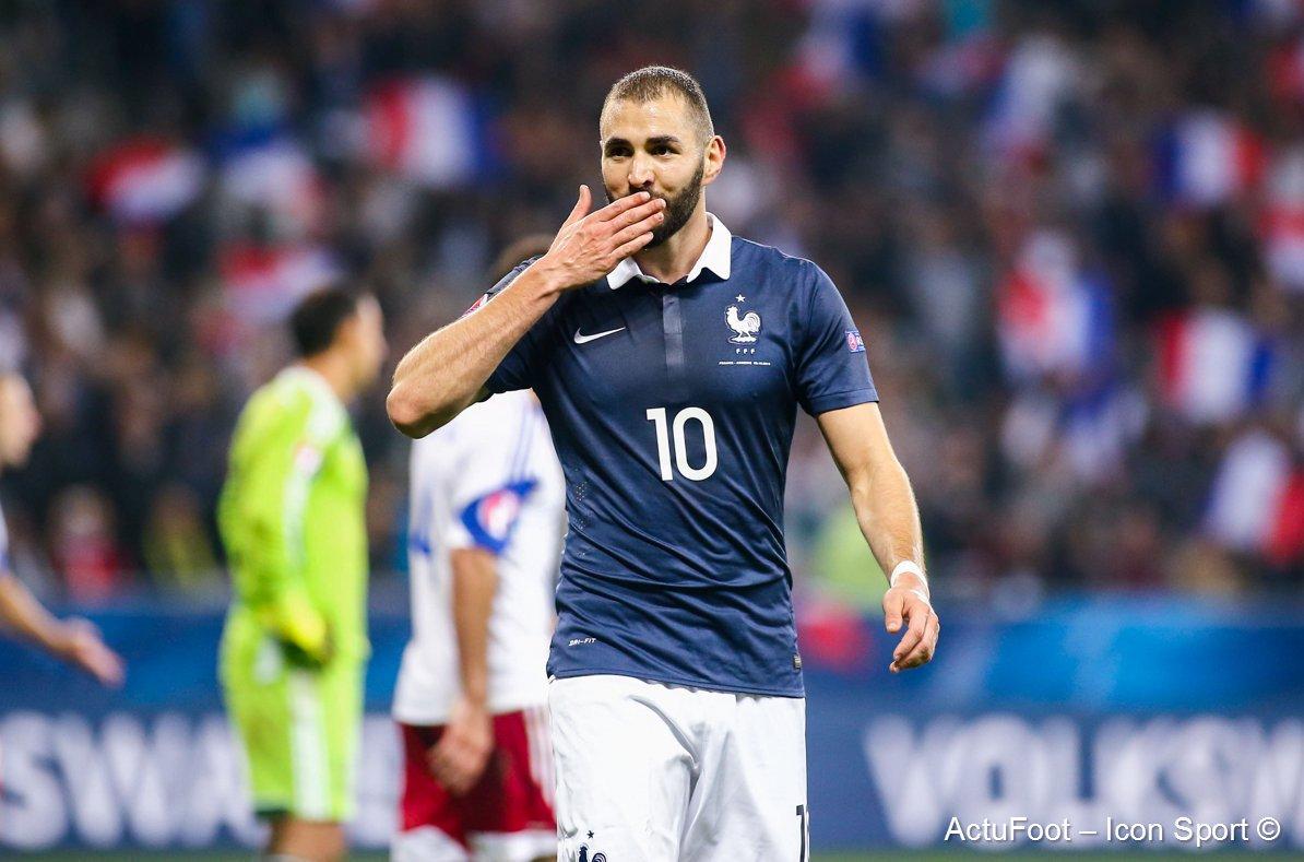 Johan Micoud : 'Deschamps nous a sorti le meilleur attaquant français. Je reste persuadé que si tu veux gagner la Coupe du monde, il te faut Benzema. Sans lui, je n'y crois pas une seule seconde.' (@lequipedusoir)