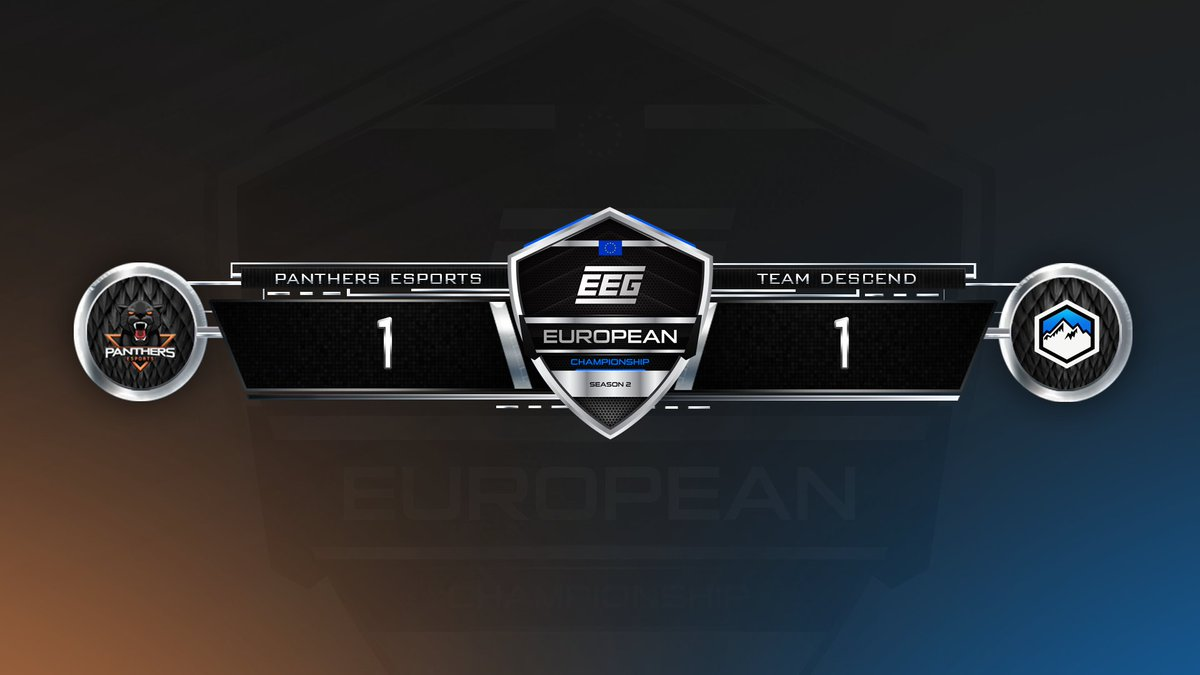 .@PantherseSportt win game against @TeamDescend. Game 3 CTF on London Docks starting now, tune in live on:   https://t.co/7rX3wl9np7 https://t.co/XIIgtEAeJM