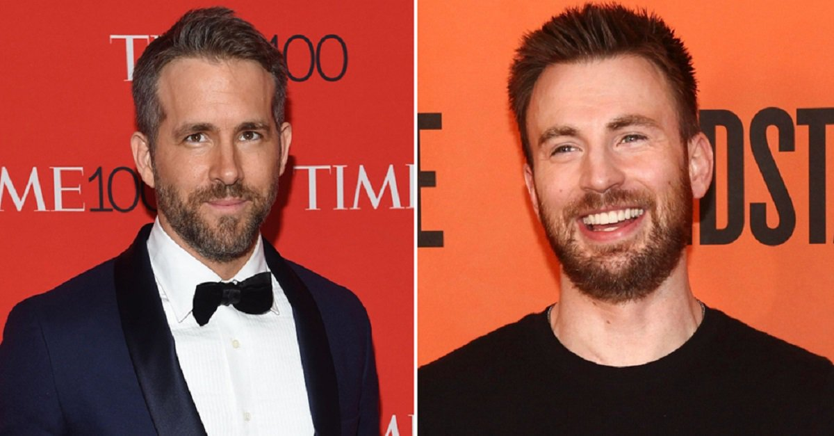 Ryan Reynolds, Chris Evans And More Rally Together To Fulfill Wish Of Terminally Ill Boy https://t.co/kIZWTMWgVd