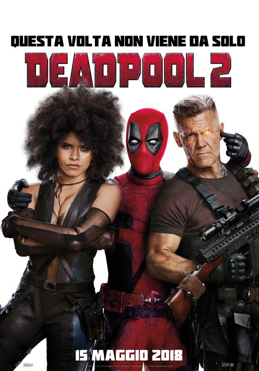 Deadpool 2 (2018) - Page 3 DZUgopeVwAAFUT-