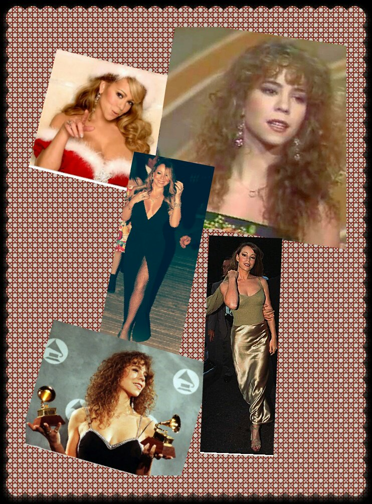 Speaking of Singers Happy Birthday to the Song Goddess Mariah Carey!