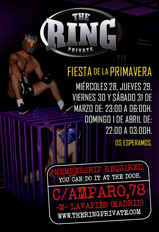 the ring bar gay madrid