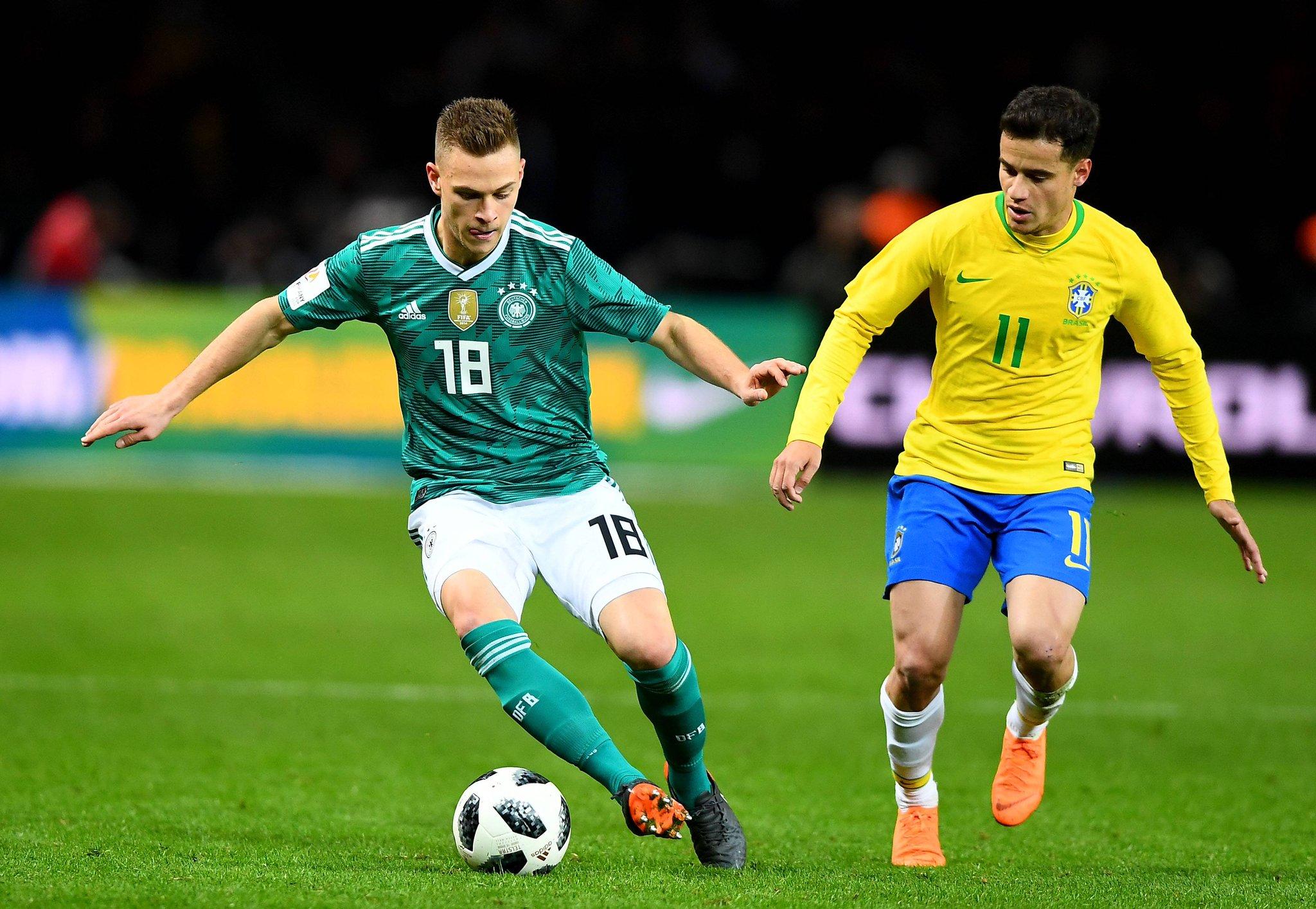 Germany vs Brazil 0-1 Highlights