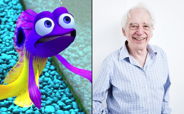 Happy 78th Birthday to Austin Pendleton! The voice of Gurgle in Finding Nemo and Finding Dory.