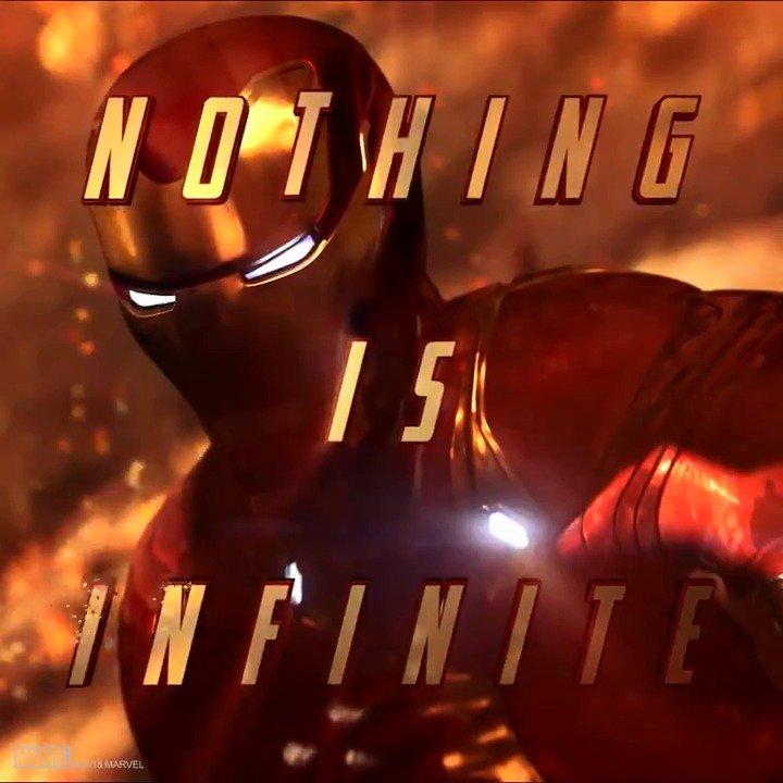 Marvel Studios' @Avengers: #InfinityWar arrives April 27. Get tickets now: https://t.co/UiS1rbHQrS https://t.co/NWv3sFTCNg