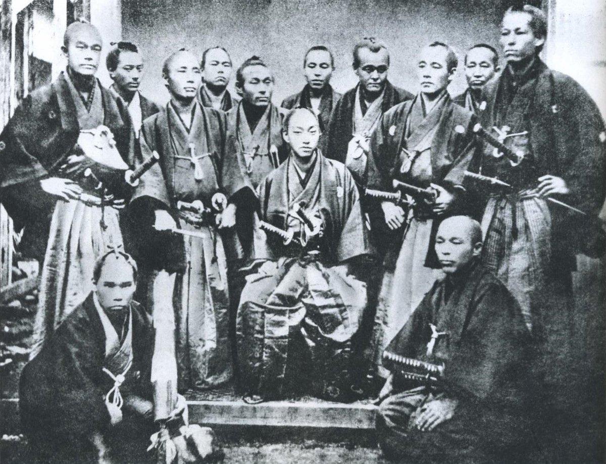 """Ο χρήστης 明治・大正・昭和の写真 στο Twitter: """"1866年(慶応2年)頃 ..."""