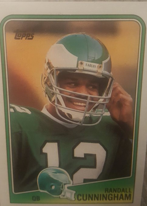 Happy birthday Randall Cunningham, 55 today!