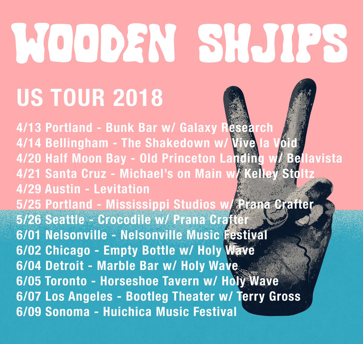 Wooden Shjips On Twitter Us Tour Coming Up W Many Super Awesome