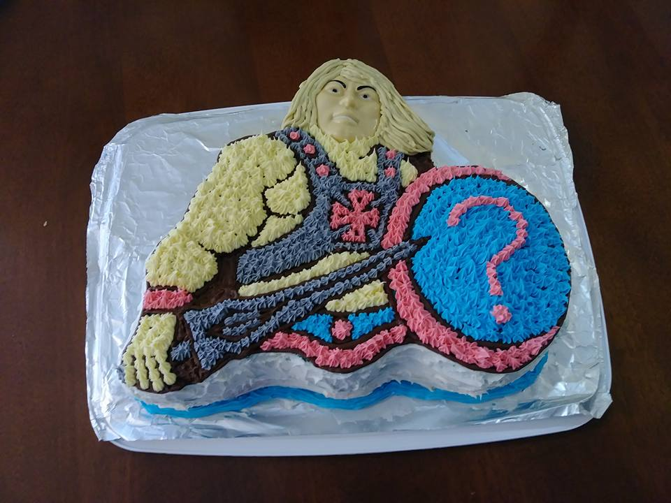 Killer Toys On Twitter He Man Cake By Randy Hildebrant For His