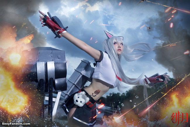 Sexy Fandom: Action-Packed Yuudachi Cosplay https://t.co/K7eTrTMg4H...