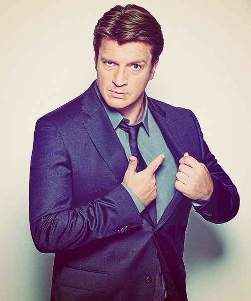 Happy Birthday Nathan Fillion!