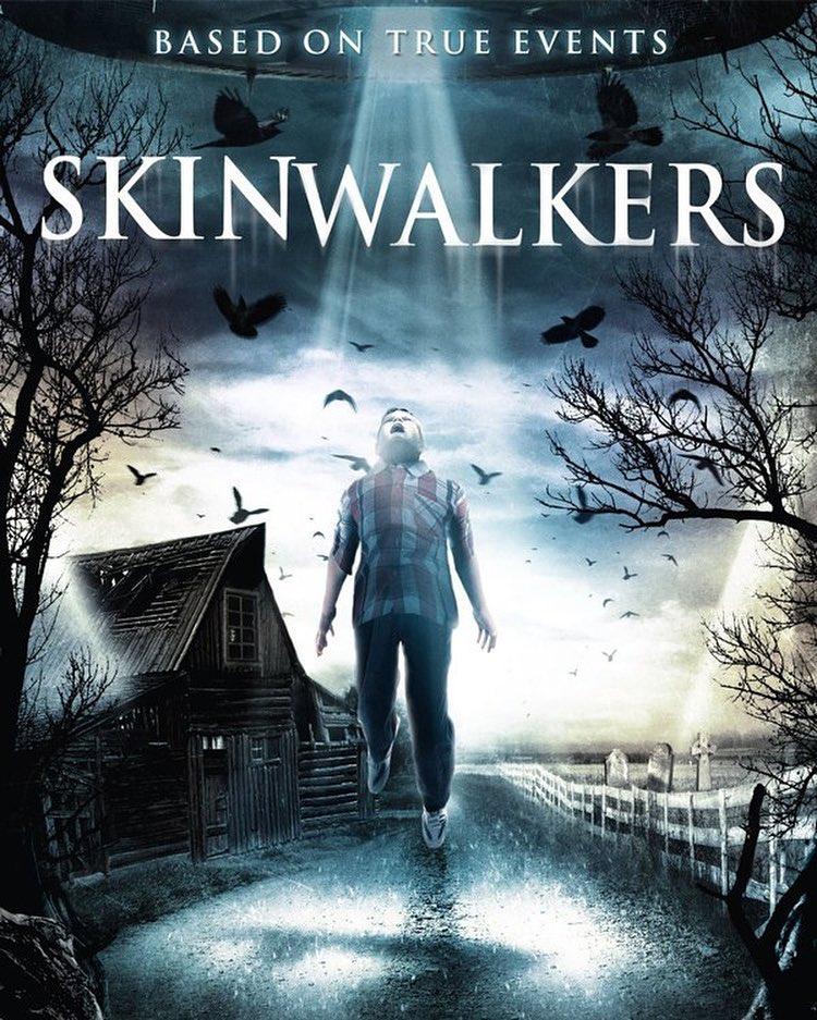 skinwalkers hashtag on Twitter
