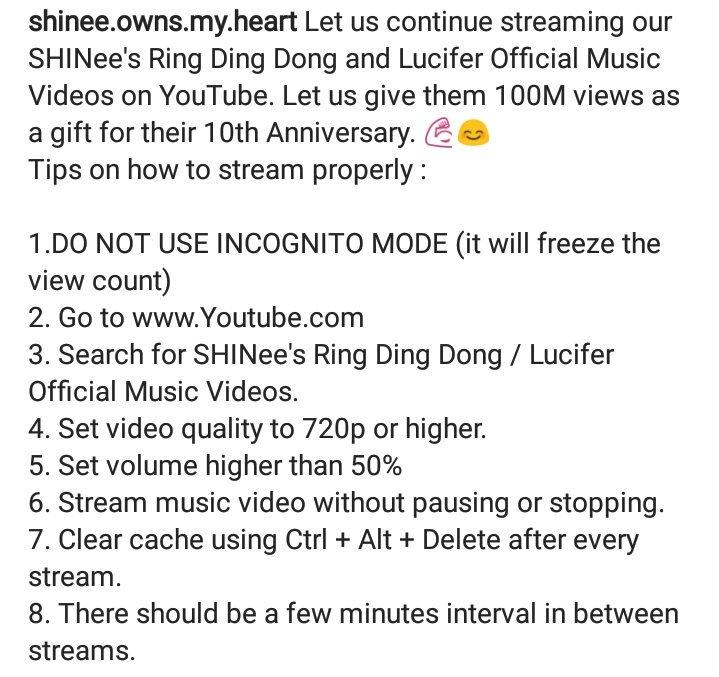SHINee owns my heart's tweet -