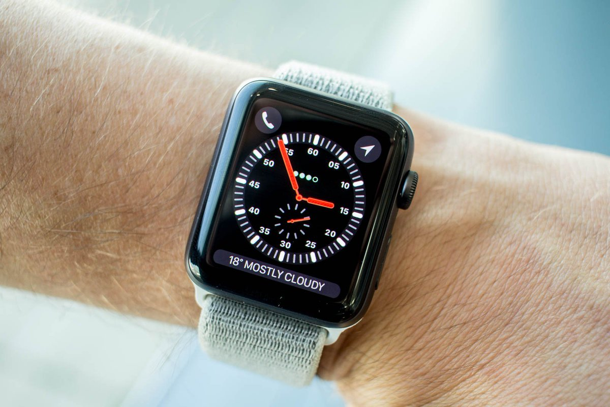 Apple watch launching this fall with larger display, says ...