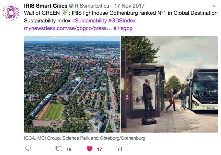IRIS Smart Cities on Twitter: