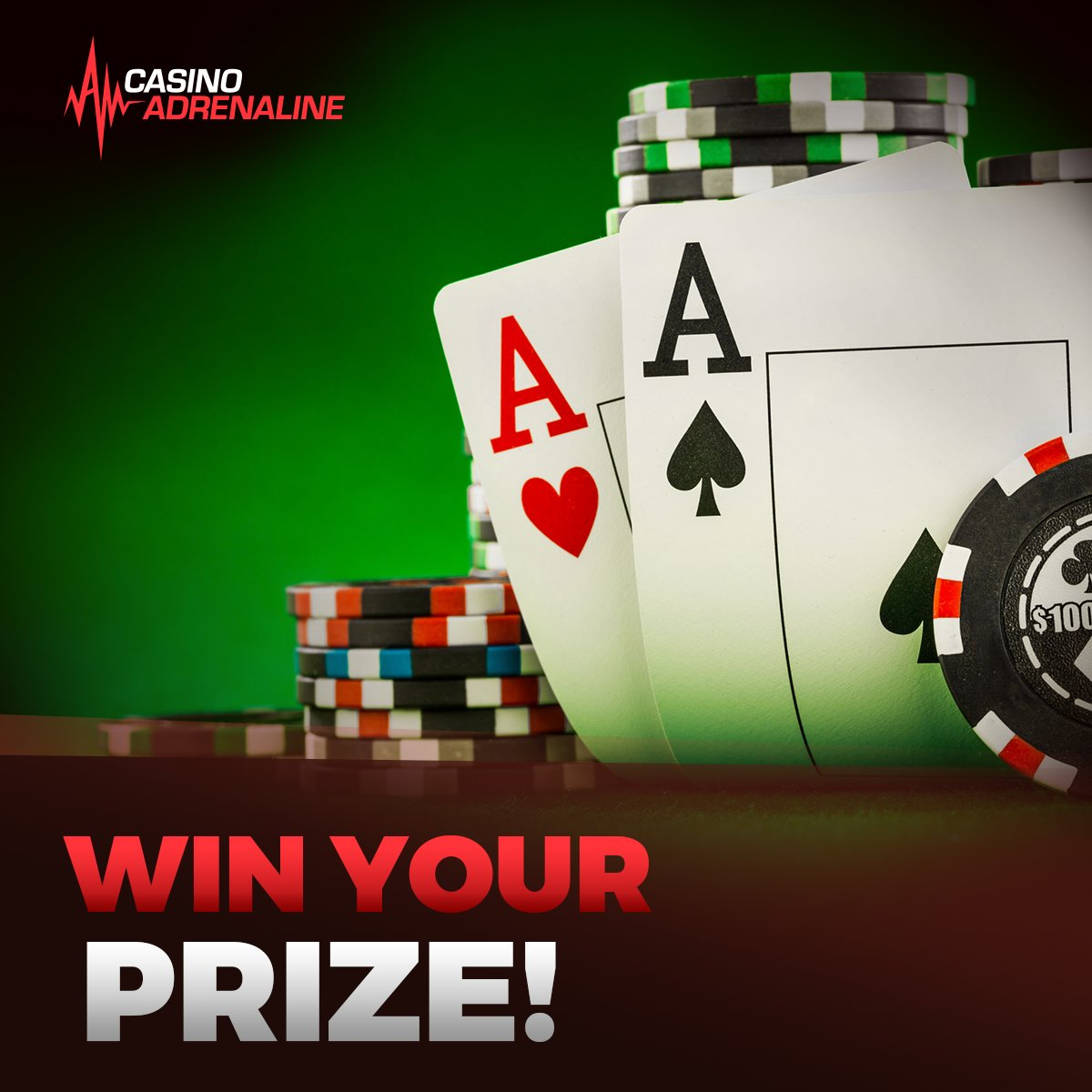 test Twitter Media - Put all your cards on the table, win your prize! 🃏♣ #CasinoAdrenaline #playthegame #casinogames Try it now: https://t.co/qTR5lkfpMt https://t.co/qgBPinPyNJ