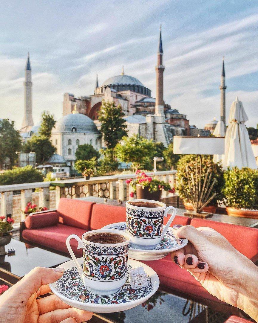 Доброе утро на турецком картинки красивые