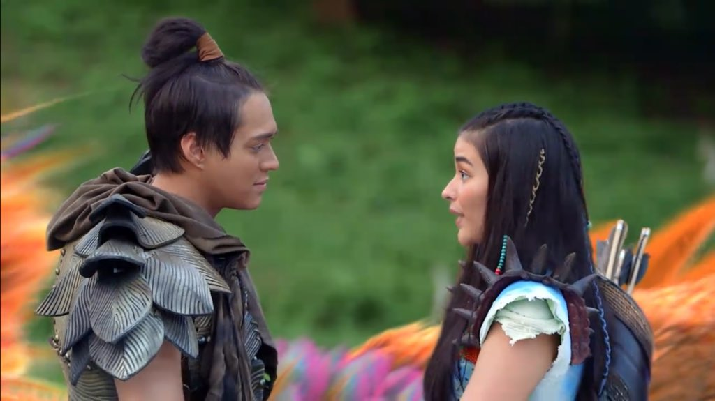 Si Malungkot at si Masaya.  #AlyansaNgBAGANI https://t.co/cMCYRaZ9CT