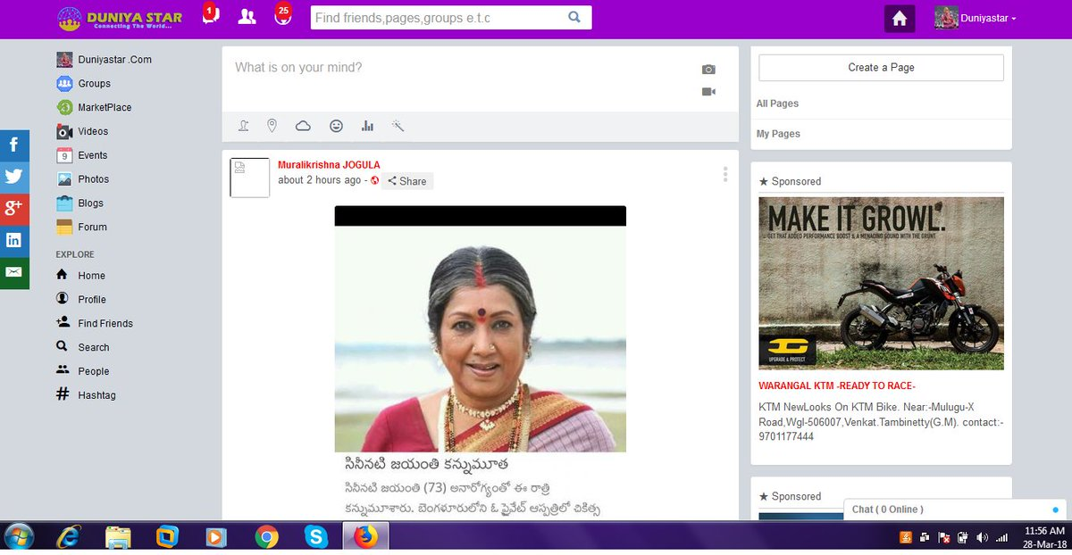 Itsmy chat site
