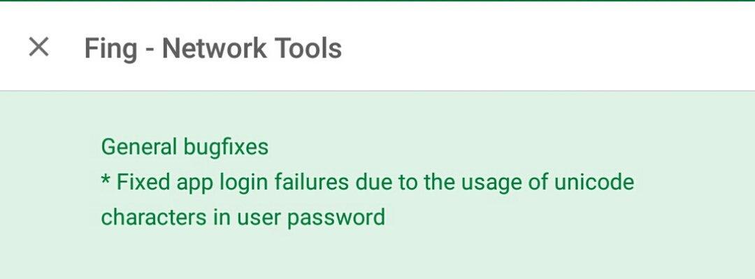 unicode passwords