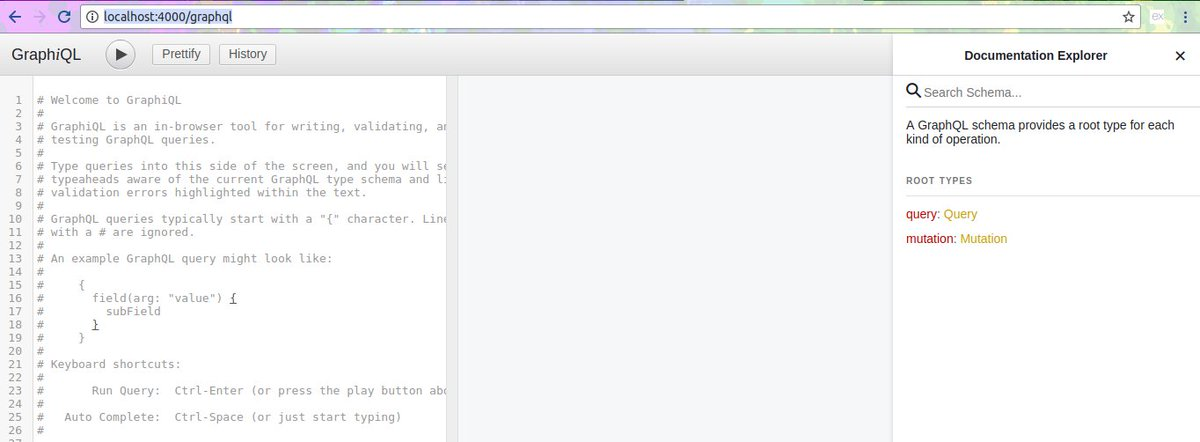 JSFeeds - A CRUD app with Apollo, GraphQL, NodeJs, Express