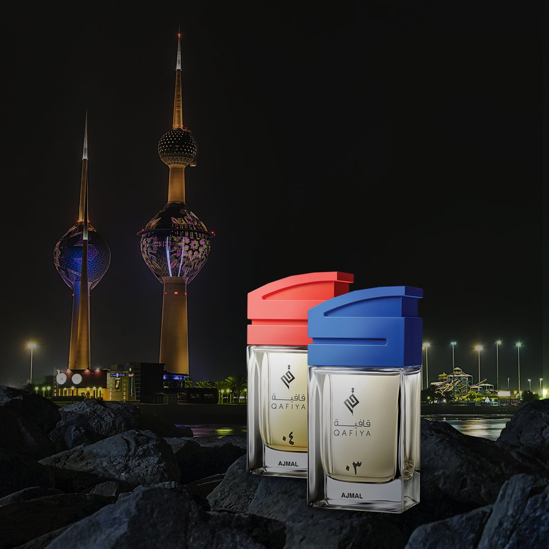 Just a few days left for the Kuwait International Perfumes and Cosmetics Exhibition! Hurry up to buy Kuwait's new favorite and benefit from a 20% discount, an instant gift and a chance to WIN a $400 gift voucher from Ajmal!  #Qafiyaarabia#DiscoveringQafiya #QafiyaInKuwait https://t.co/VcVnPv1Rfd
