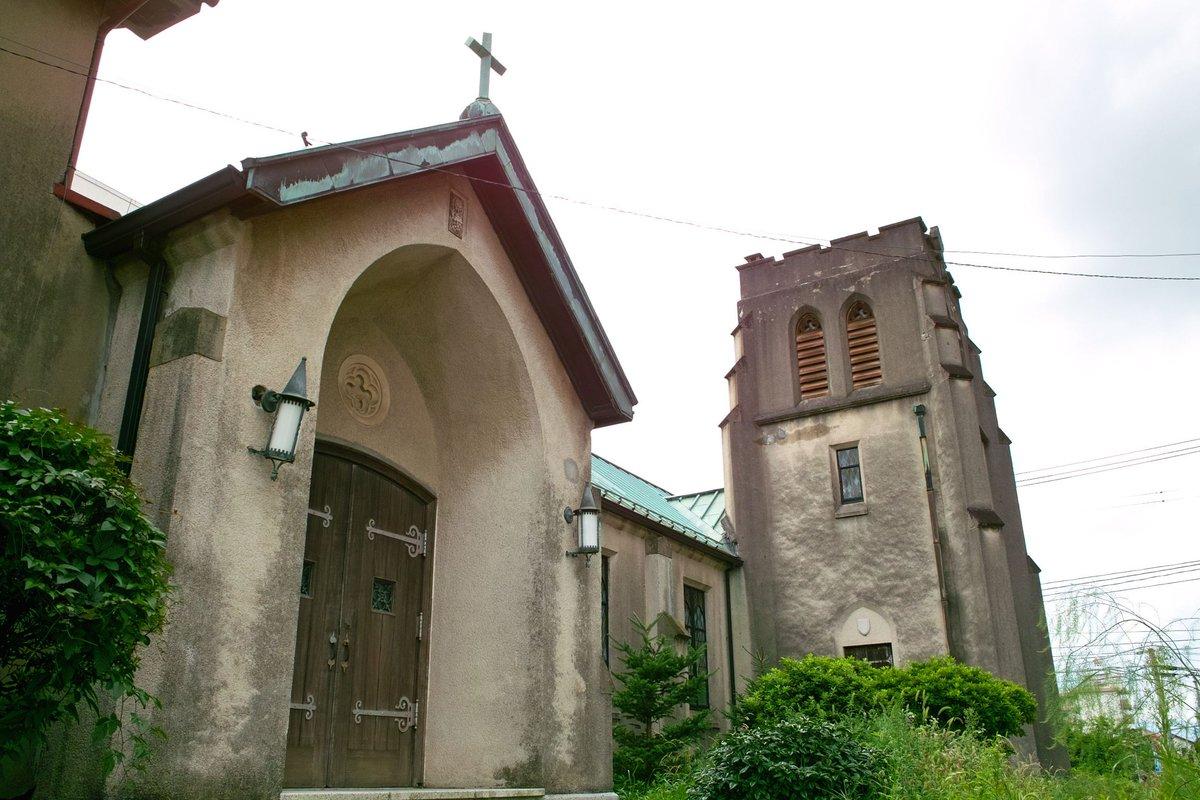 郡山聖ペテロ聖パウロ教会 hasht...