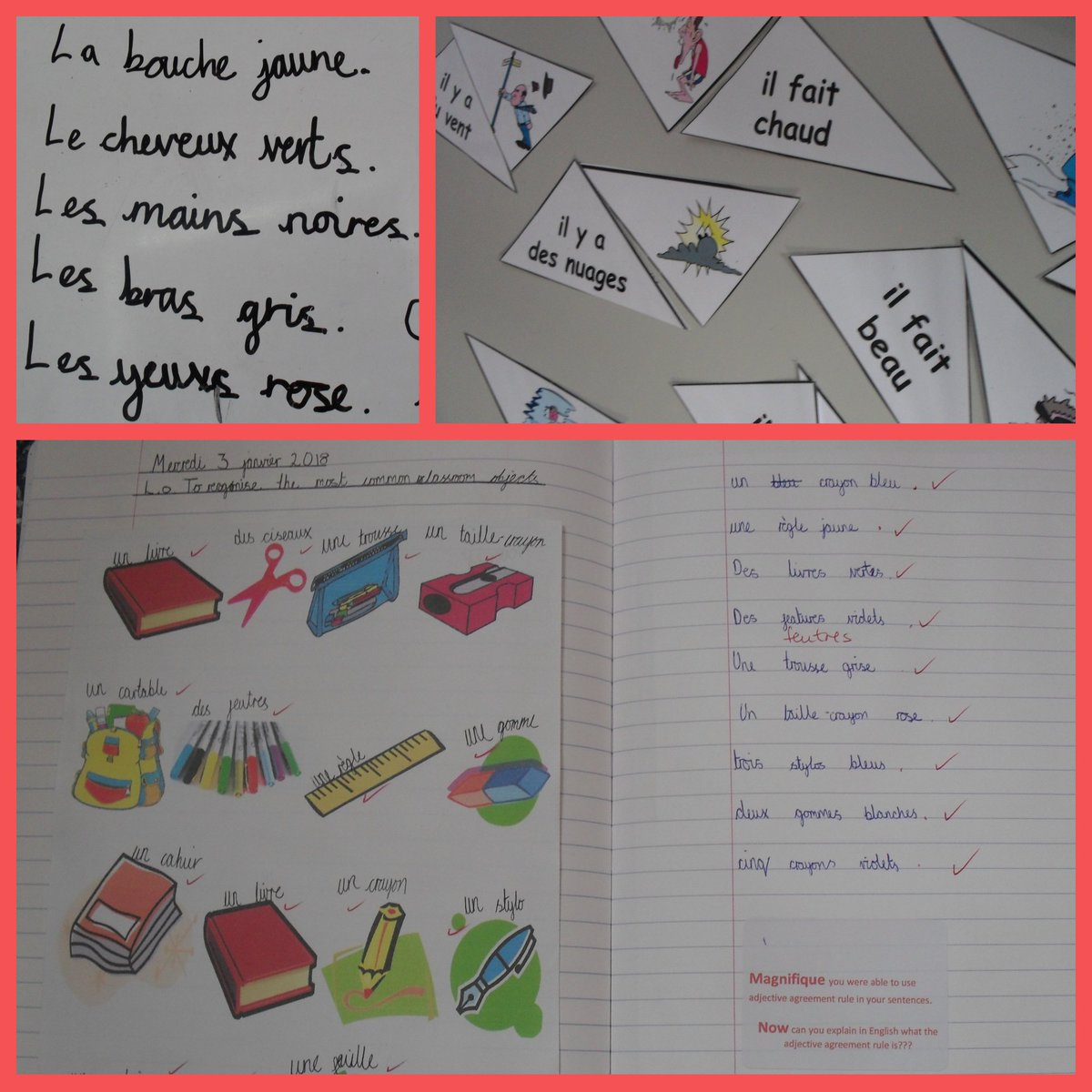 Millbank Academy On Twitter Pupils Have Been Busy In French This