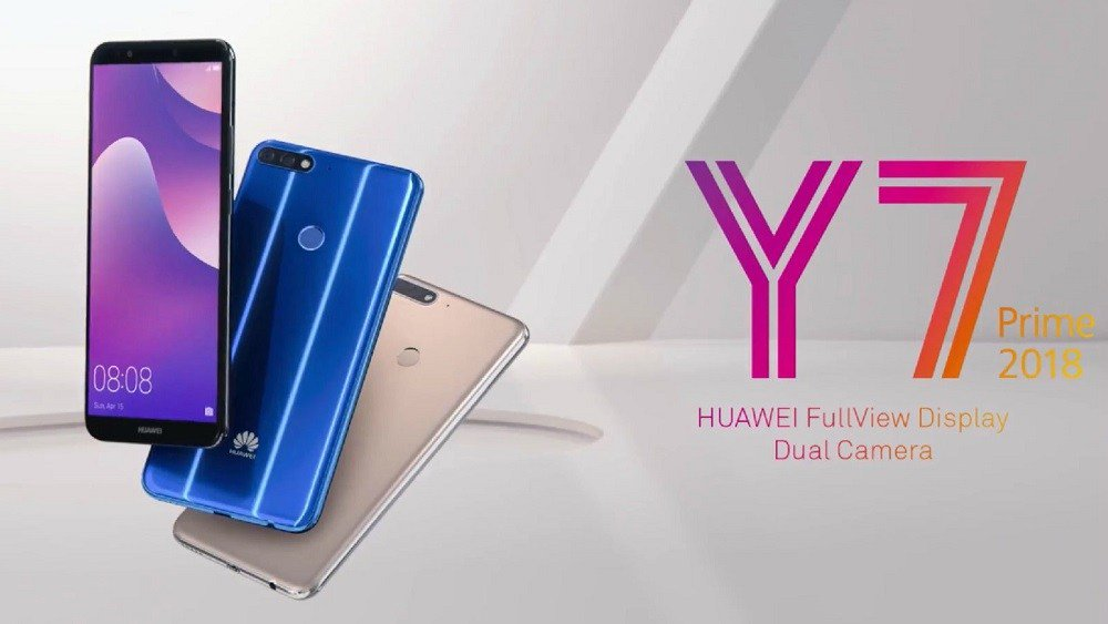 Huawei Y7 Prime 2018 Features, Specifications, Price and Release Date