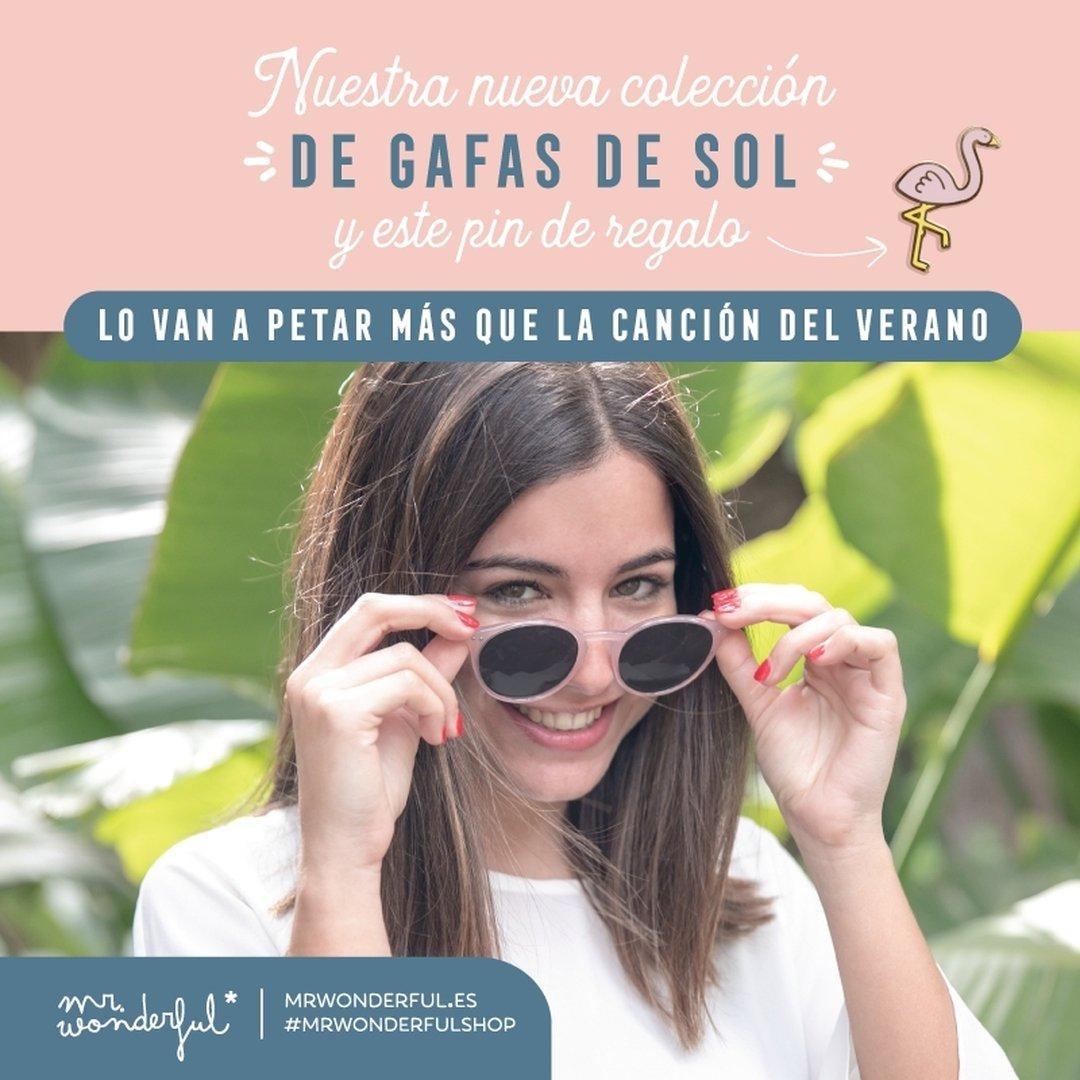 Su Y Con De Estas Flamenca MuyMuy Sol Pin Estilosa Gafas wOZPXuTki
