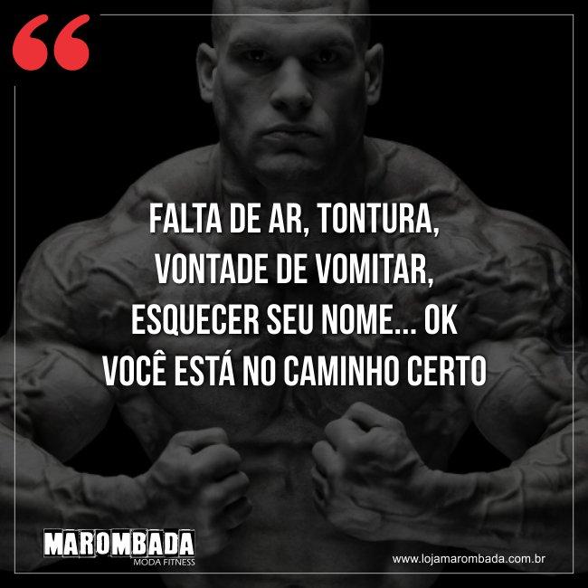 3fac19485 Roupas para o seu treino pesado  http   www.lojamarombada.com.br - Frete  para todo Brasil - Plano de frete grátis - 30 dias para trocar - Primeira  troca ...