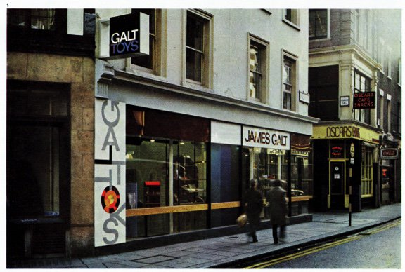Rob Baker On Twitter James Galt Toyshop Great Marlborough Street