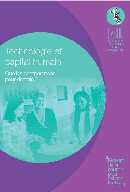 Vignette du document Technologie et capital humain : quelles compétences pour demain ?