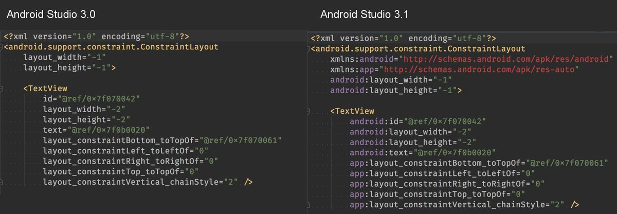 Android studio 3 1 2